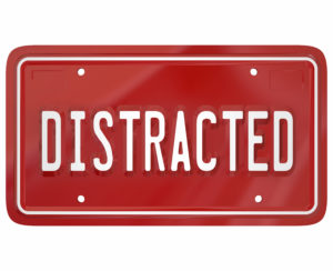 Car Accident Attorneys - Distracted driving